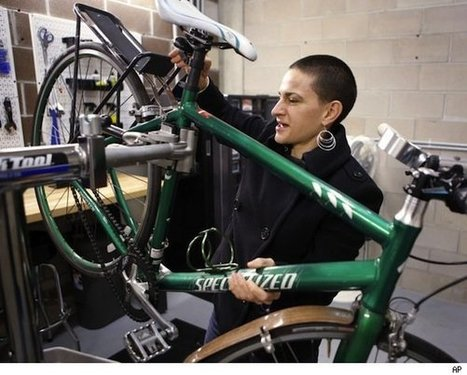 Bike-Friendly Homes Rise in Demand as More Commuters Pedal to Work | Office Environments Of The Future | Scoop.it