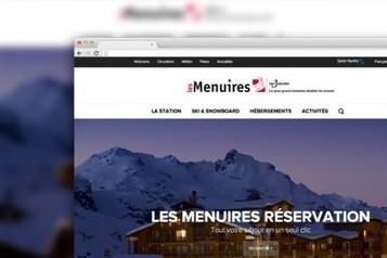Les Menuires : du flat sous les skis   NOE interactive   Scoop.it