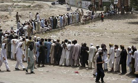 Pakistan 'unprepared' for refugees fleeing operation against Taliban ... | IATC | Scoop.it
