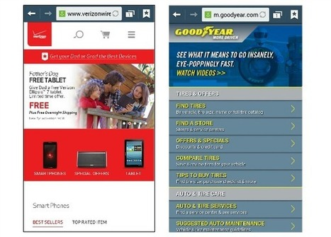 5 Ways To Improve Mobile UX That Will Result In Higher Conversions | Conversion Marketing (English) | Scoop.it