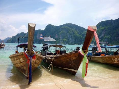 Escursione a Phi Phi Islands e Maya Bay   Costa Azzurra   Scoop.it