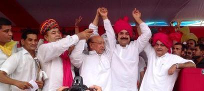 Rally of Haryana Jan Chetna Party in Ambala | Haryana Politics | Scoop.it