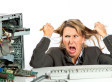 Do You Suffer From 'Desk Rage'? | respectful workplace | Scoop.it