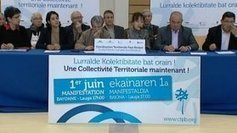 Pays Basque : vers une collectivité territoriale ? | blog-territorial & communication publique | Scoop.it
