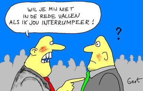 interrumperen   Nederlands woordenlijst   Scoop.it