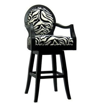 —>   Black Frame Zebra Barstool (Tall) Royal Manufacturing Inc. | Cheap Dinning Chairs | Scoop.it