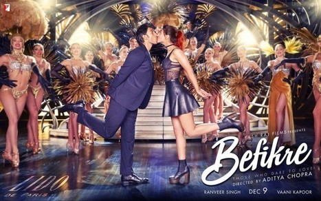 Ude Dil Befikre, another peppy number released from Befikre | rejdeep7830 | Scoop.it