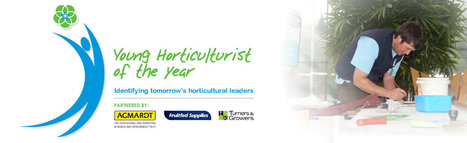 New Zealand Young Horticulturlist of the Year finalists - inspiring! | Plant Biology Teaching Resources (Higher Education) | Scoop.it