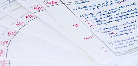 Comment mieux évaluer le travail des élèves ? | Education-andrah | Scoop.it
