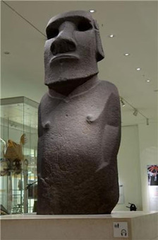 Archaeologists shine new light on Easter Island statue   The Archaeology News Network   Kiosque du monde : Océanie   Scoop.it