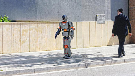 Humanoid Robots Creep Us Out Because They Threaten Our Very Humanity | Une nouvelle civilisation de Robots | Scoop.it