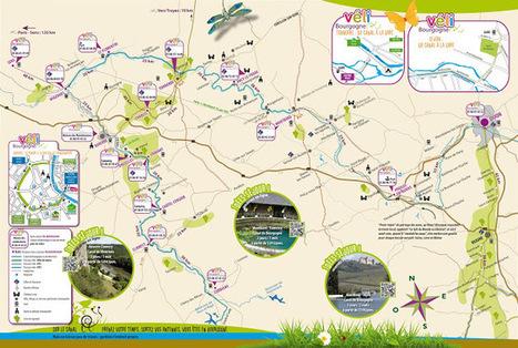 VéliBourgogne : la location de vélo en réseau ! | Cyclotourisme - véloroutes et voies vertes | Scoop.it