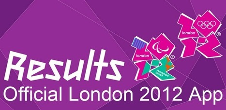Appli résultats Londres 2012 - Applications Android sur Google Play | Best of Android | Scoop.it