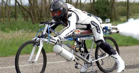 Ranspach Record:  À 285 km/h à vélo !   mobilité en ville   Scoop.it