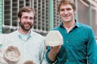 L'emballage qui pousse comme un champignon | Chuchoteuse d'Alternatives | Scoop.it