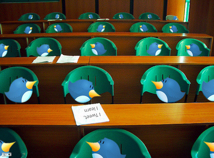 30 Ways To Use Twitter For Education   Twitter in Adult Education   Scoop.it