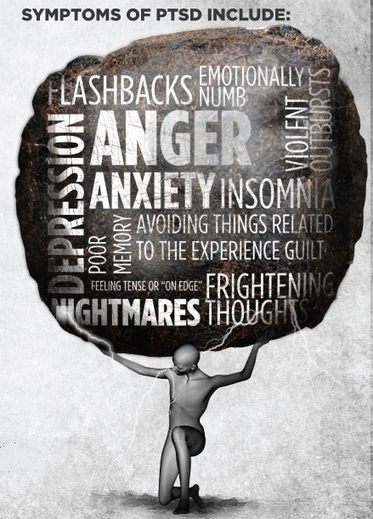 Post Traumatic Stress Disorder and How It Can Effect SleepKelly's ...   PTSD   Scoop.it