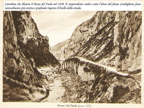 The Furlo Pass: evolution of a landscape in Le Marche | Le Marche another Italy | Scoop.it