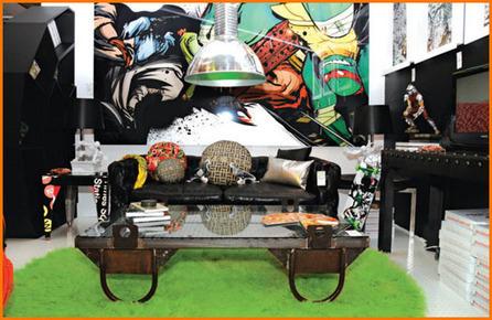 Teenage Mutant Ninja Turtles Room Design Ideas | ShezCrafti | Scoop.it