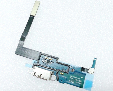 Micro USB Dock Connector Charging Flex Cable For Samsung Galaxy Note 3 N900P | Latest phone accessories | Scoop.it
