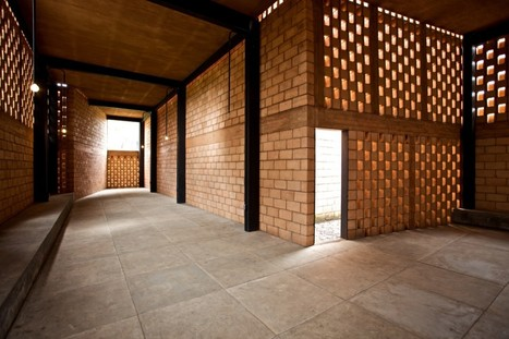 Pilgrim Route Refuge / Luis Aldrete, Architect | The Joy of Mexico | Scoop.it