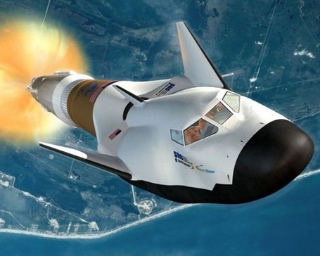 Dream Chaser Readies, Gets Set For Flight Testing | The NewSpace Daily | Scoop.it