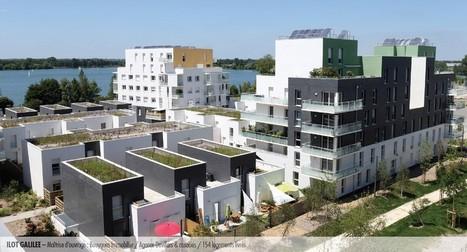 Immobilier Neuf: Visite du premier écoquartier de Bordeaux ! | L'ACTU de l'IMMOBILIER vue... du  NORD DEUX-SEVRES ! | Scoop.it