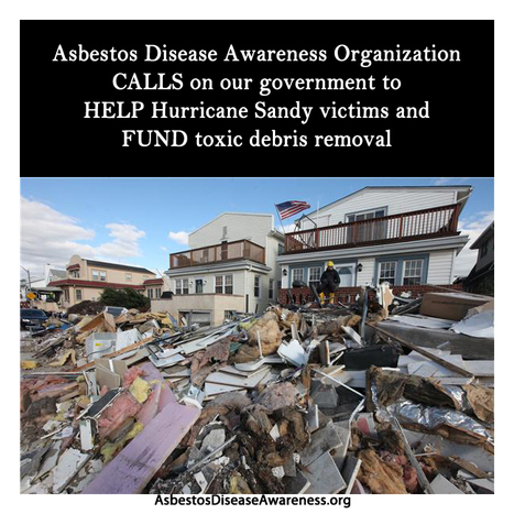 Opinion: Preventing a second Sandy disaster by John Pajak, President of the N.J. Work Environment Council | Asbestos and Mesothelioma World News | Scoop.it