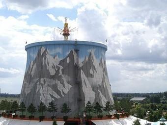 Failed Nuclear Power Plant Transformed Into Amusement Park | Vertical Farm - Food Factory | Scoop.it