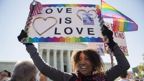 Obama: Fight for Equality of Gay Rights 'Will Not Be Won in a Day' - Voice of America   Gender, Religion, & Politics   Scoop.it