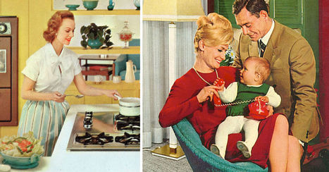 11 Ordinary Things Women Weren't Allowed To Do In The '50s And '60s | Coffee Party Feminists | Scoop.it