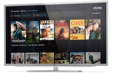 Comcast's Roku and Samsung TV apps will free customers from cable boxes | Business Video Directory | Scoop.it