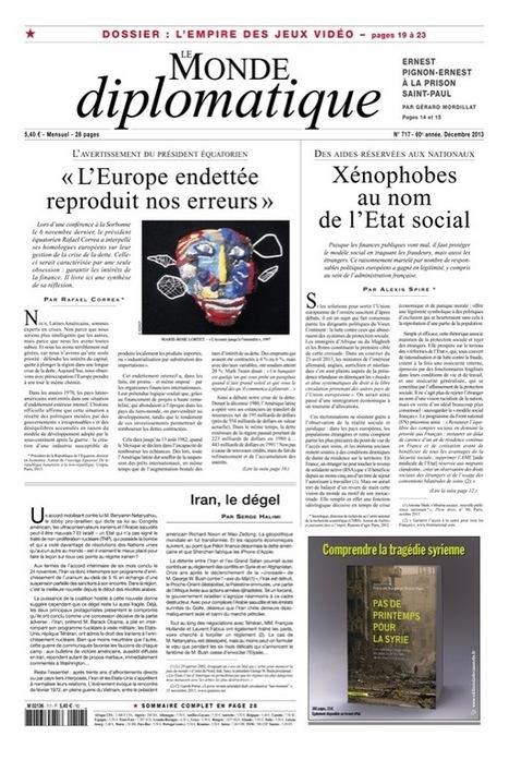 L'empire des jeux vidéo (Le Monde diplomatique) | Technologie de l'Information et Communication TIC | Scoop.it