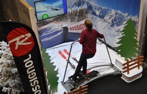 Strasbourg: Bientôt des pistes de ski dans les clubs de fitness | Neige et Granite | Scoop.it