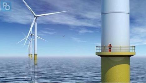 Saint-Nazaire. Le futur parc éolien en mer en vidéo. | Eolien en mer | Scoop.it