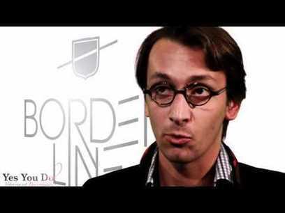 Sébastien Specht présente les jus de fruits Borderline. | agro-media.fr | Actualité de l'Industrie Agroalimentaire | agro-media.fr | Scoop.it