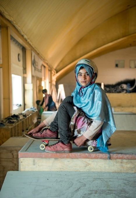Skategirls of.... Kabul | A Voice of Our Own | Scoop.it