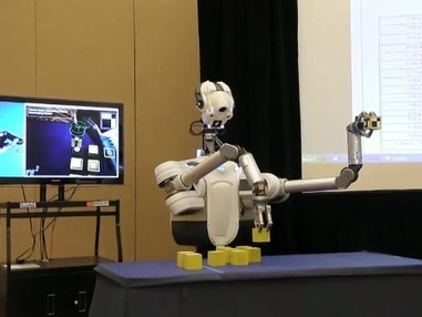 Humanoid robots are the theme for DARPA's next Grand ... | Robots and Robotics | Scoop.it