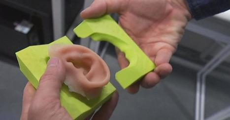 Girl to be fitted with 3D Printed Ear in Australia | Technology in Business Today | Scoop.it