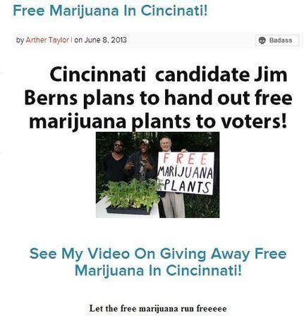 Free Marijuana Giveaway | Make Video Blogs & Make Money! | Scoop.it