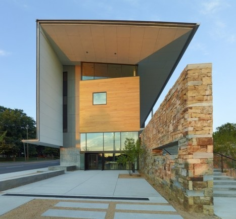 AIANC Center for Architecture and Design / Frank Harmon Architect PA | sustainable architecture | Scoop.it