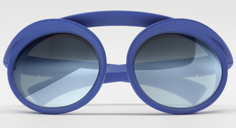 World's First 3D Printed Sunglasses-Redefined by Designer Ron Arad   3D Printing and Innovative Technology   Scoop.it