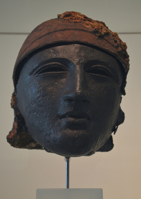 The face of mock battles - images of Roman cavalry helmets from Germania Inferior | Roma Antiqua | Scoop.it