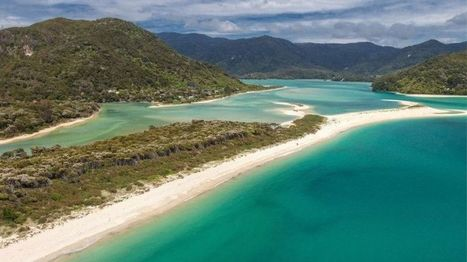 New Zealand beach bought by crowdfunding is given to public - BBC News | ESL  Teaching at school | Scoop.it