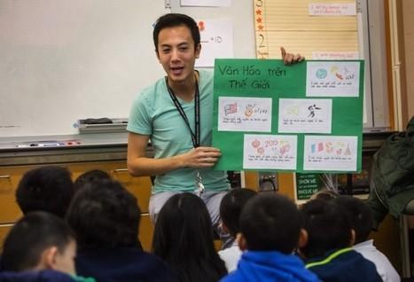 Vietnamese dual language program a big hit at White Center school - Seattle Globalist   ¡CHISPA!  Dual Language Education   Scoop.it