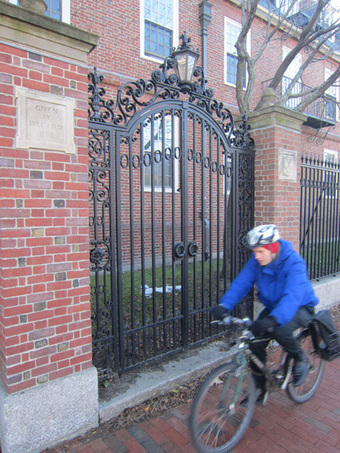 The Overview § Gates of Harvard Yard | Reading, Writing, and Thinking | Scoop.it