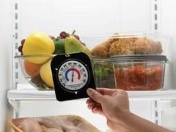 Don't invite germs to dinner with these food safety tips - Q13 FOX | Food Storage | Scoop.it