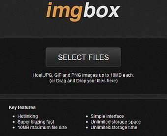 Imgbox - Partager des photos gratuitement sur Internet en illimité | Geeks | Scoop.it