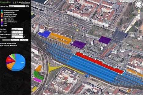 Des couches plus dynamiques pour Google Maps Engine | Webmapping | Scoop.it