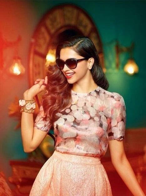 Deepika Padukone Latest Photoshoot Stills From Vogue Sunglasses - Hot Indian Actress Photos| Movie News| Movie Reviews | Movie Reviews | Scoop.it